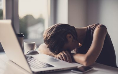 Tired but wired? Break the cycle
